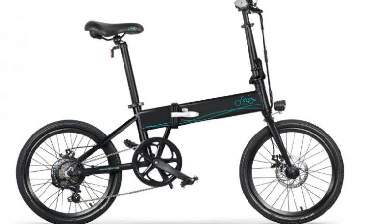 Rebaja Desde Europa! Bicicleta Electrica FIIDO D4S a 576€