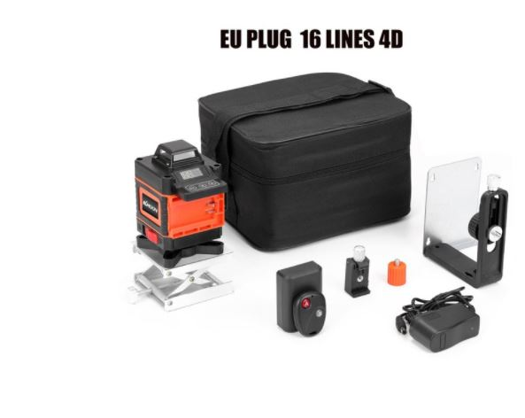OFERTITA desde ESPAÑA! Nivel laser 4D con autonivelacion a 53,9€
