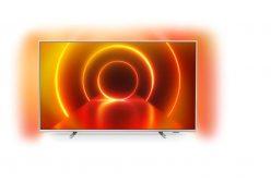 Rebajado Amazon! TV Philips 4K UHD Smart TV Ambilight 55″ a 458€