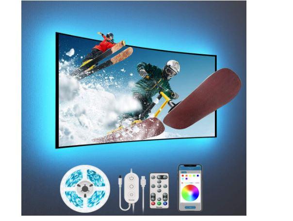 CHOLLO AMAZON! Tira LED TV 3M Govee a 9,9€