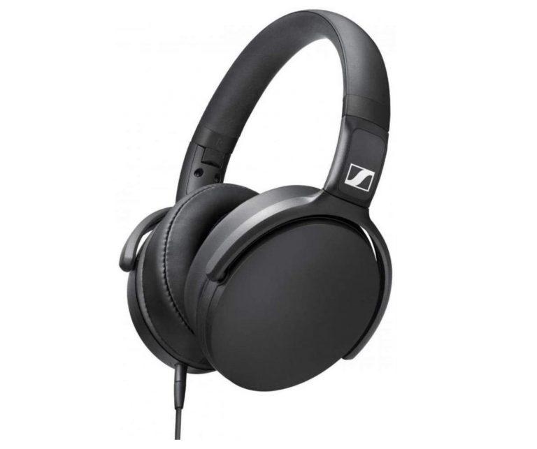 PRECIAZO! Auriculares circumaurales Sennheiser HD 400S a 26,8€