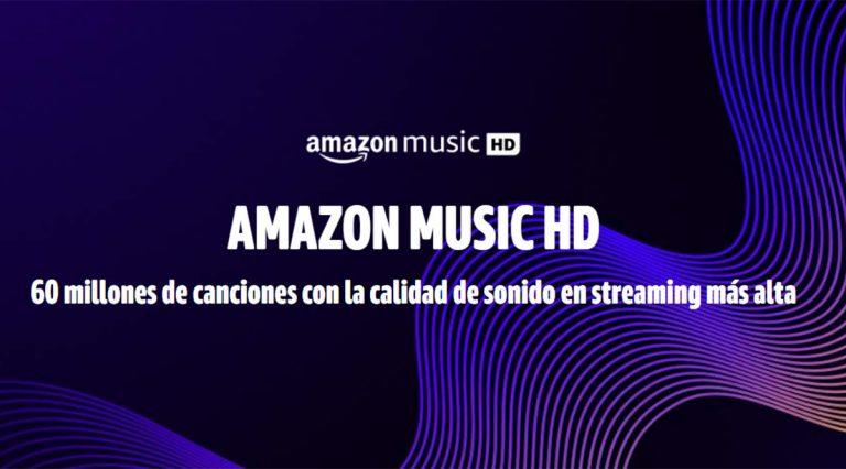 PROMOCION! Amazon Music HD 90 días GRATIS