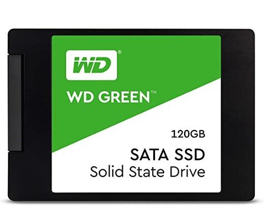 Preciazo Amazon! Disco SSD Western Digital 120GB a 20€