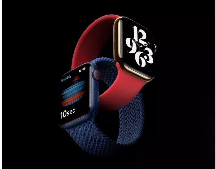 Rebaja Amazon! Apple Watch Series 6 a 409€