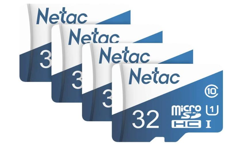 Preciazo! Micro SD Netac 64GB a 1€