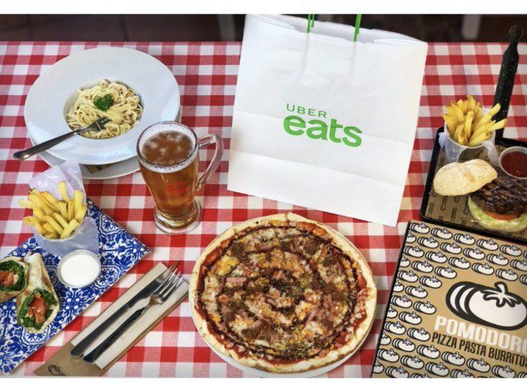 Vuelve PIZZA por 1€! UBER EATS Pizzas en Pomodoro por solo 1€