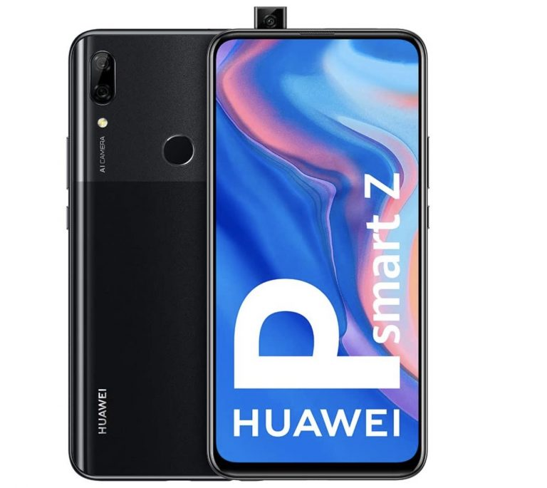 CHOLLO Amazon! Huawei P Smart Z 4/64GB a solo 134€