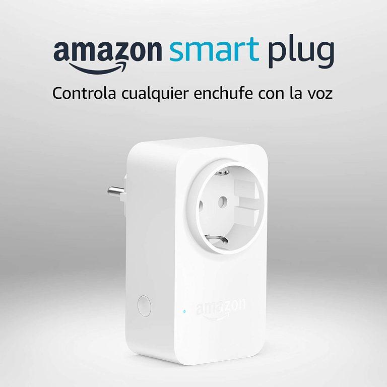 CHOLLO AMAZON! Enchufe inteligente Amazon Smart Plug a 9,9€