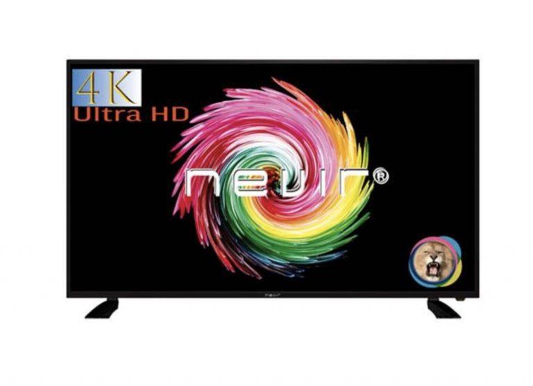 PRECIAZO desde España! TV LED 4K Nevir 55″ HDR a 296€