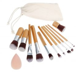 OFERTA AMAZON! Set de brochas de maquillaje por 8,9€