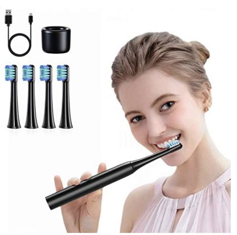 OFERTA AMAZON! Cepillo de dientes electrico + 9 recambios a 9€