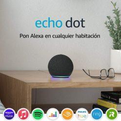 Rebaja Amazon! Echo Dot 4ª gen a 34,9€