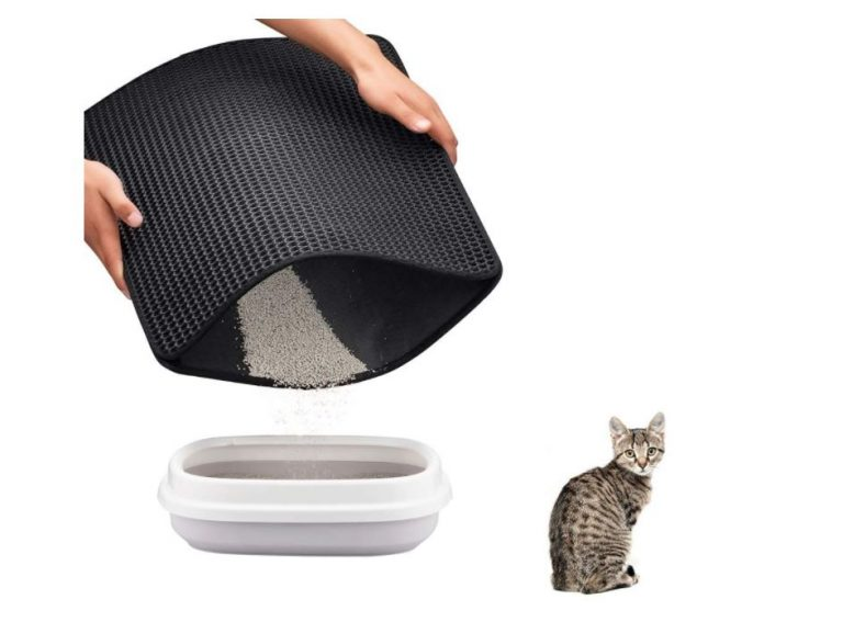 OFERTITA AMAZON! Estera de Arena para Gatos a 13€