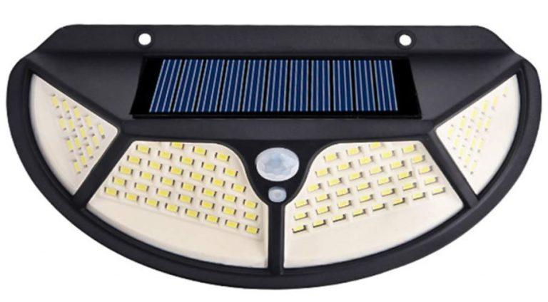 OFERTA AMAZON! Luz Solar Exterior VISLONE a 13,9€