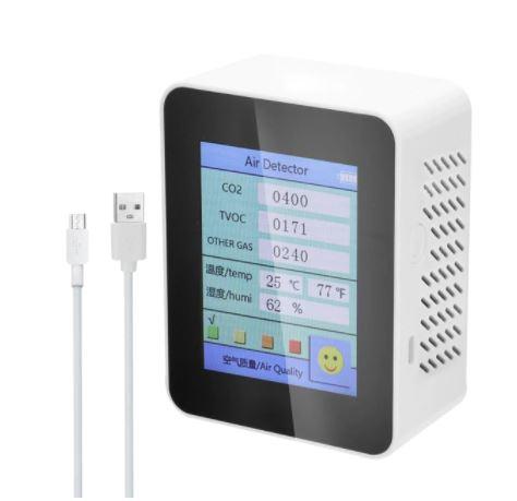 OFERTA! Monitor de calidad aire a 20,9€
