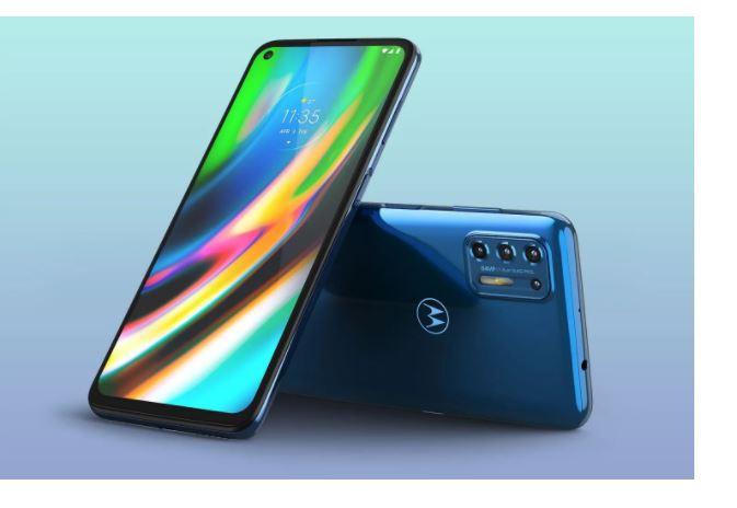 Motorola Moto G9 Plus: Super Pantalla y Mega Batería por solo 199€ desde Amazon