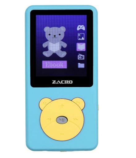 OFERTITA AMAZON! Reproductor MP3 para Niño 8GB a 9,9€