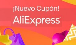 NUEVO! Cupón aleatorio en la APP Aliexpress