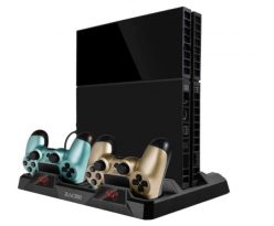 OFERTA AMAZON! Soporte Vertical PS4 a 19,5€