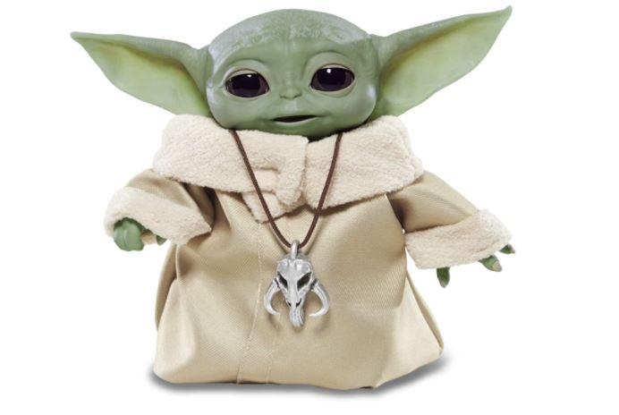 El mejor Regalo para navidad! The Child Baby Yoda Mandalorian desde 26€