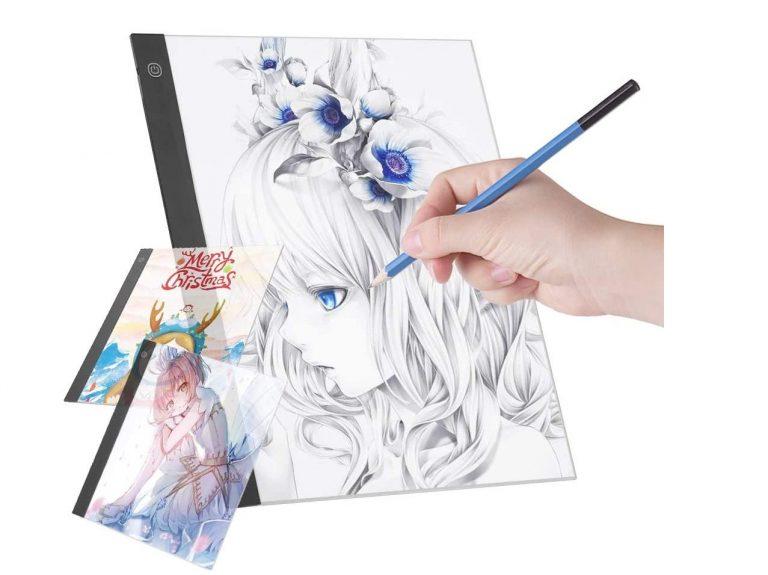 OFERTITA AMAZON! Tablet Dibujo Aibecy A3 por 25,5€