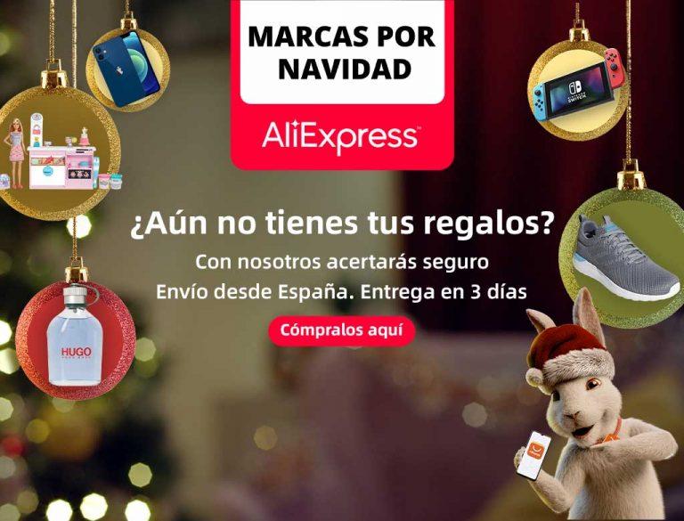 Especial Regala Navidad Aliexpress – Las mejores ofertas y Cupones