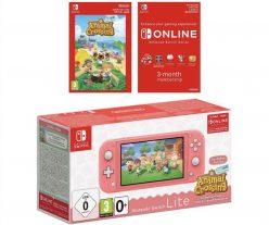Vuelve el CHOLLAZO Regalo Navidad! Nintendo Switch Lite + Animal Crossing por solo 199€