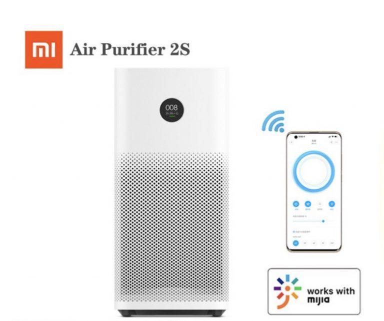 Rebajados desde Amazon! Xiaomi Smart Mi Air Purifier 2H y 2S