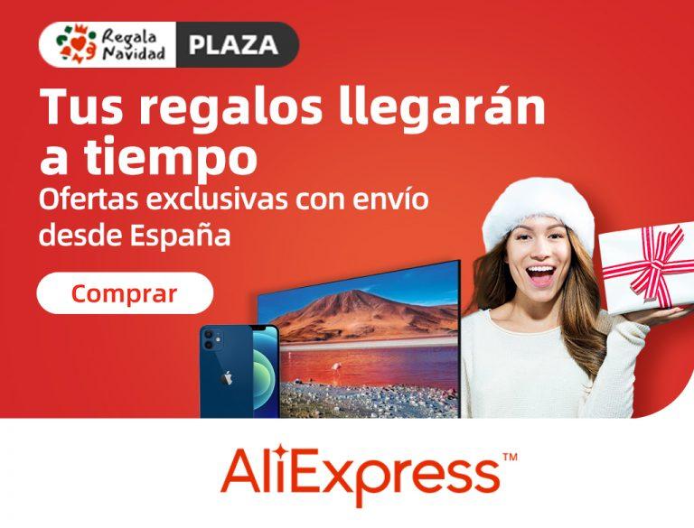 Promoción Navidad Aliexpress 2020 – Recopilación de las mejores ofertas