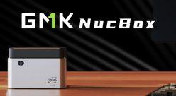 Preciazo! Mini PC GMK NucBOX 128GB a 136€
