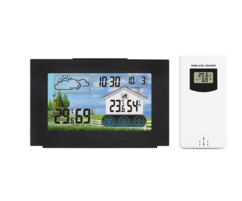 OFERTA! Estacion Meteorologica Inalambrica H116G a 16€