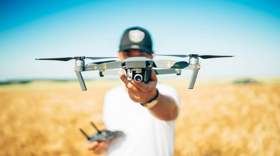Curso A1 A3 para pilotar drones