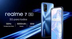 CHOLLO desde España! Realme 7 5G: pantalla 120 Hz, 4 cámaras y gran batería a 182€