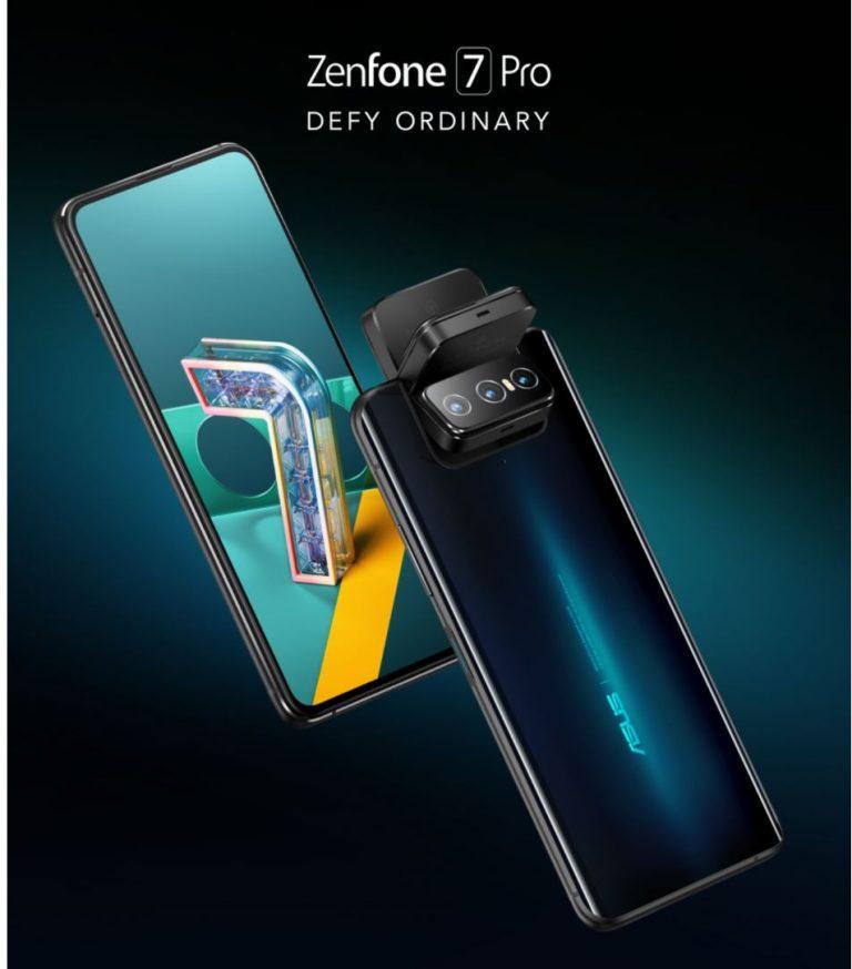 OFERTA desde ESPAÑA! Asus Zenfone 7 8/128GB a 472€