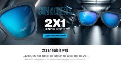 Vuelve el CHOLLO! HAWKERS 2×1 gafas de Sol + Envio GRATIS