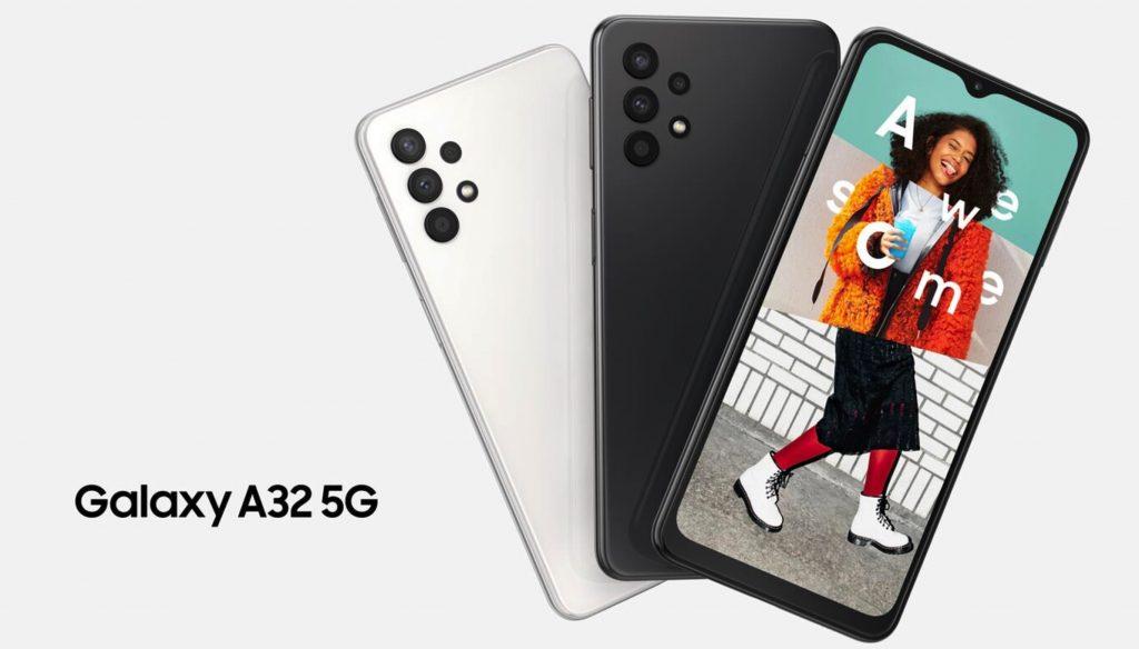 Rebaja Amazon! Samsung Galaxy A32 5G a 239€