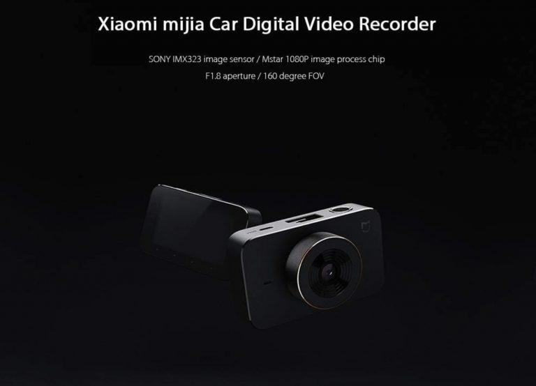 PRECIAZO Amazon! Xiaomi Mi Dash CAM 1S a 35,9€