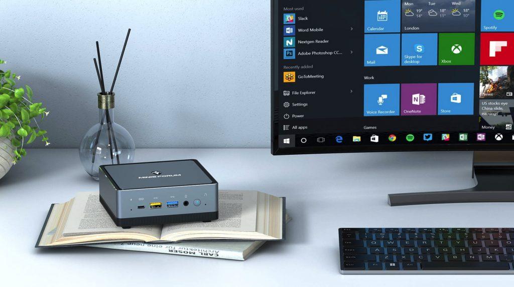 Los mejores Mini PC baratos con Windows 10 para teletrabajar o para lo que quieras, que puedes comprar sobre 200€