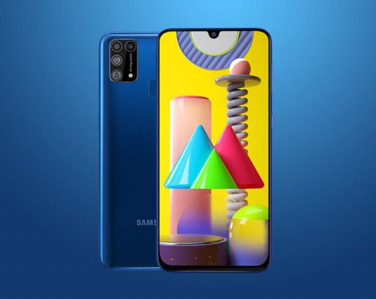 Samsung Galaxy M31: el rival de Xiaomi de oferta en Amazon