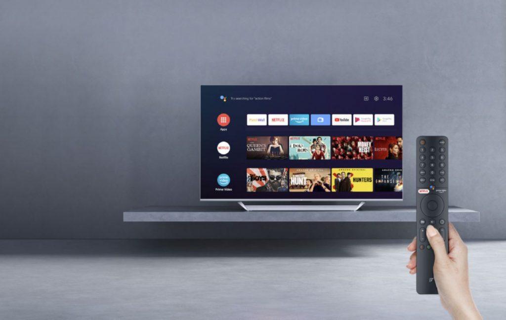 mando Xiaomi Mi TV Q1 75