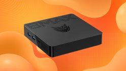 BMAX Micro Mini PC con Windows 10 ideal para teletrabajar o para lo que quieras desde Amazon a 129€