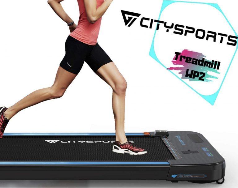 Cinta de correr Citysports de oferta desde Amazon a 299€