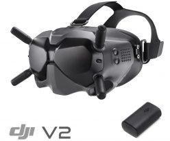 Las nuevas Gafas DJI Goggles FPV V2 de descuento en más de 50€
