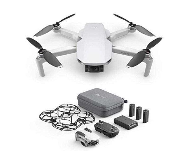 CHOLLO Amazon Reaco! DJI Mavic Mini Fly more combo a 268€