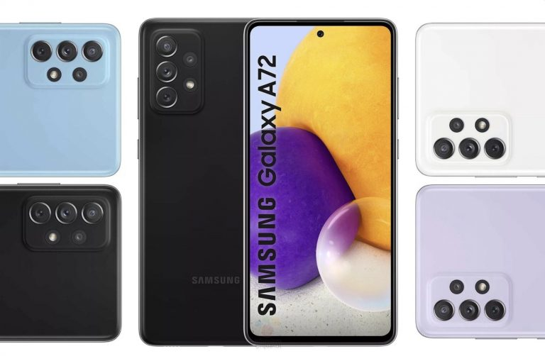 Samsung Galaxy A72 te regalan los Galaxy Buds+ por lanzamiento