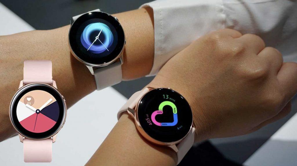Samsung Galaxy Watch Active rebajado desde Amazon por el dia del padre