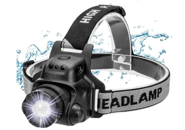 OFERTA AMAZON! Linterna Frontal LED USB a 13,5€