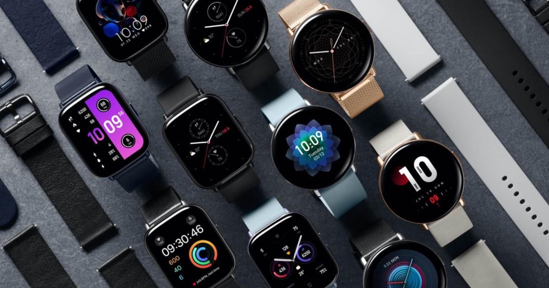 mejores smartwatch Amazfit y Xiaomi 2021
