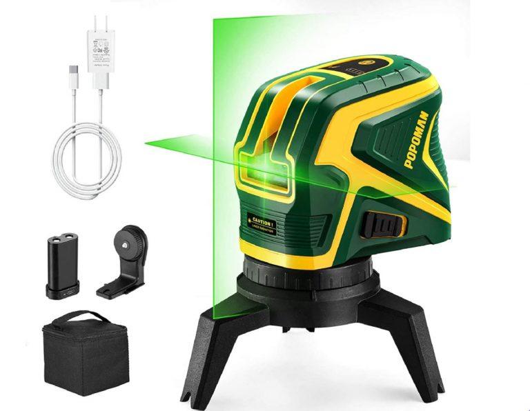 OFERTA AMAZON! Nivel Laser 25M POPOMAN a 45€