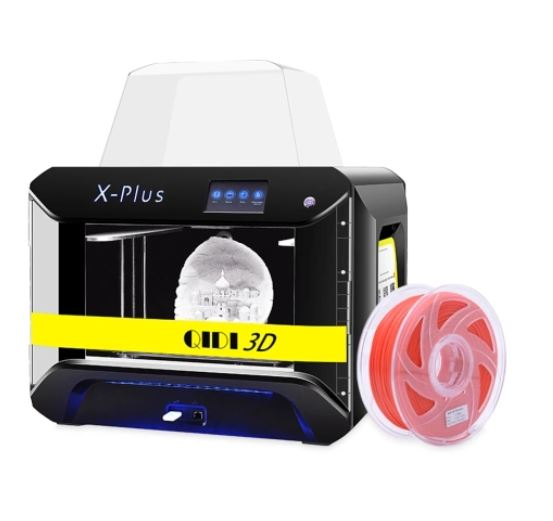 OFERTITA desde EUROPA! Impresora 3D QIDI TECH X-PLUS a 654€